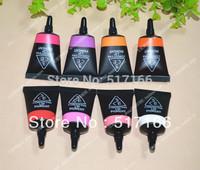 Free Shipping  3ce 8 palette lip gloss liquid lipstick