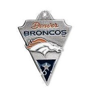free shipping 15pcs a lot enamel sport antique silver plated single-sided Denver Broncos charms
