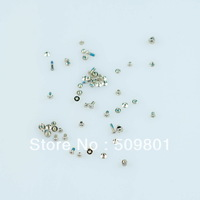 [Free Shipping 100set/lot] Full Set Screws for iPhone5 5g Screw Star Pentacle For Replacement OEM New