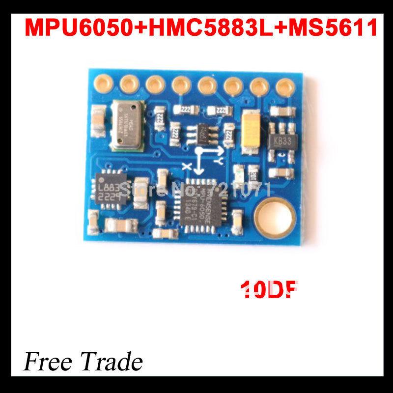 Arduino - BarometricPressureSensor
