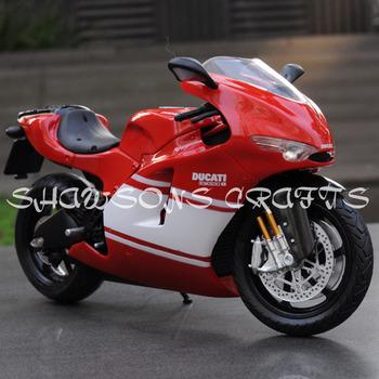 DIE CAST 1/12 DUCATI DESMOSEDICI RR 2009 MOTORCYCLE MODEL SPORT BIKE REPLICA