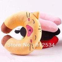 5808 cartoon animal plush travel car health care pillow nap pillow U pillow neck pillow