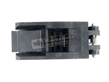 SSOP16 TSSOP16 FP-16-0.65-01A Enplas IC Test Burn-in Socket Programming Adapter 0.65mm Pitch 4.4mm Width