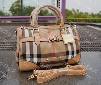 Bags women's handbag 2013 classic plaid bag handbag messenger bag bucket bag handbag check