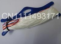 New 4*25M 250lbs  Dyneema flying lines / for quad power stunt kite/ dual lines power kites