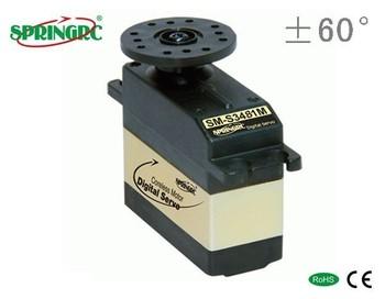SM-S3481M Digital Servo Coreless Motor for  DIY RC gas car drone quadcopter robot