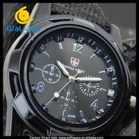 Fashion men's swiss Military watch (SW-545)