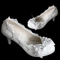 Free shipping Rhinestone high-heeled single wedding crystal bride wedding lace rhinestonehigh-heeled shoe