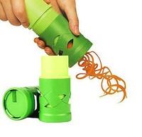 1set New Vegetable Fruit Twister Cutter Slicer Processing Kitchen Utensil Tool