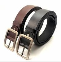 Free shipping pin buckle leather belt, leisure fashion belt
