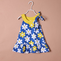 Children's clothing female child one-piece dress 2013 fashion female child dress one-piece dress princess dress