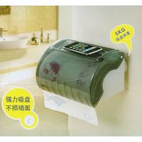 Free shipping.Shuangqing .waterproof paper scroll rack paper towel holder tissue box