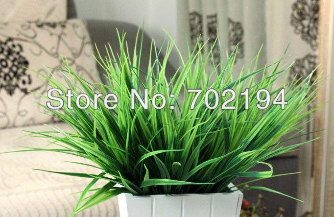 Achetez en gros grass in the pots en ligne des for Fausse plante verte
