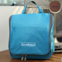 Hot sale Travel set waterproof wash bag outdoor travel goods storage bag cosmetic bag hanging toiletries bag  freeshipping