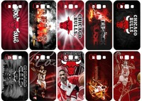 new skin design Chicago Bulls i9300 white case hard back cover for samsung Galaxy SIII/i9300 10PCS/lot+free shipping