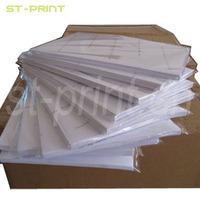For LIGHT COLOR 100% cotton garments,clothes,t-shirt, A3 SIZE inkjet heat transfer paper