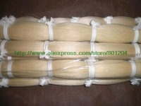 1.5kgs Mongolia White bow hair Middle grade 82cm