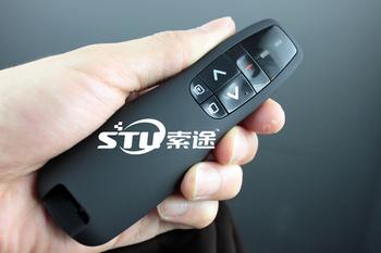USB Wireless RF Remote Powerpoint control IR PPT Presenter Laser Pointer presentation presenter pen Free shipping