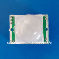 Freeshipping PIR Sensor Human Body detecting module Pyroelectric HC-SR501 For Arduino MCU
