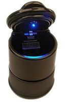 Free Shipping fire retardation LED light  CAR ashtray
