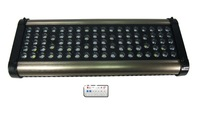 Free Shipping 2013 New 250W Dimmable Led Aquarium Light,250w programmable led fish light,LCD display