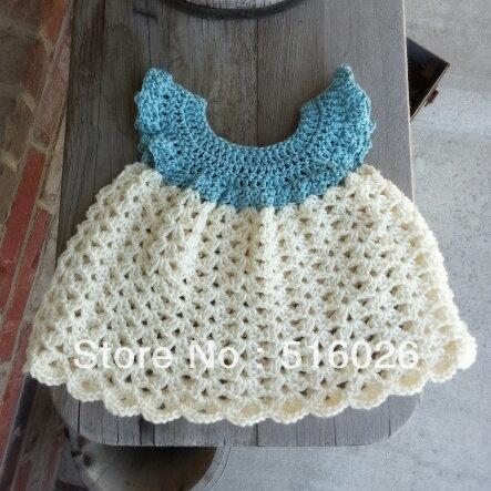 Crochet vestido niña patrones - Imagui