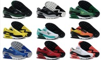 Cheap men's Trainers Sport 90 Shoes Brand men Running Shoes New Design Sneakers with box tag shoes air