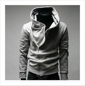 Free Shipping Hot High Collar Coat Men's Jackets,Top Brand Men's Jackets,Men's Hoodeies Men's Clothing 4 Colors Size:M-XXL