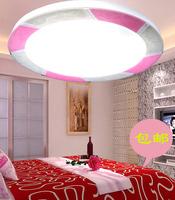 Led ceiling light bedroom lights study light child lamp balcony lamp acrylic lighting modern brief