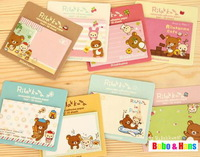 New cute cartoon bear style notepad / paper sticky message note / Memo pad / Wholesale