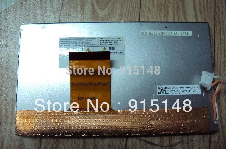 Original 6.5 inch LT065CA45300 LT065AB3D300 NEL75-AB0F013A LCD for Mercedes Benz NTG2.5 2009 R series Car LED module LCD Display(China (Mainland))