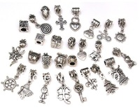 in stock +  fast shippping charms dangle pendant 400pcs   high quality factory price fashion jewelry new arrive