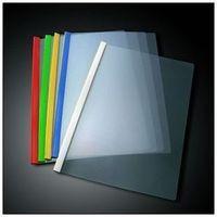 folder Thickening folder transparent a4 pumping rod folder a4 rod clip file
