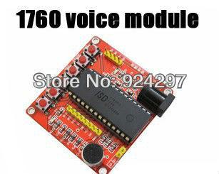 ISD1760 Voice Recording Module 1760 Voice Module 10PCS/LOT