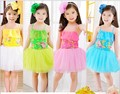 2013 summer lovely girl tutu dress baby kids princess dress girl dress children clothing