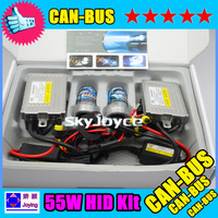 55W perfect X5 HID CANBUS kit H7 4300K  6000K 8000K 10000K ID05161048 freeshipping high bright fast start