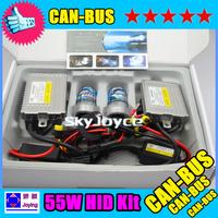 55W perfect X5 HID CANBUS kit H7 4300K  6000K 8000K 10000K ID05161048 freeshipping high bright fast start