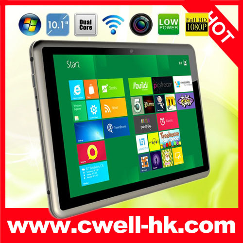 Cheap 10 inch Intel N570 Windows 7 Tablet PC Winpad P200 Dual Core 1.66GHz 32GB Bluetooth and 3G Optional(China (Mainland))