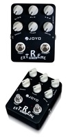 Joyo Guitar EXTREME METAL Metal-Distortion Effects Pedal Effect Pedal  Metal Housing JF-17