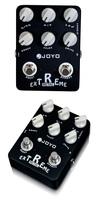 Joyo Guitar EXTREME METAL Metal-Distortion Effects Pedal Effect Pedal  Metal Housing JF-17