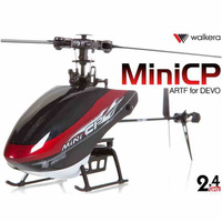 F05109 Walkera Mini CP Flybarless 6 Channels 3D Micro 6CH RC Helicopter ARF Just kit (No TX)