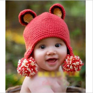 Girls Hat Knitting Pattern Promotion-Online Shopping for Promotional Girls Ha...