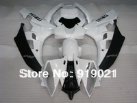 Motorcycle Parts Fairing Set For Yamaha YZF R6 2006-2007  Injection Molding Plastic ABS Full Set  YZFR6060009