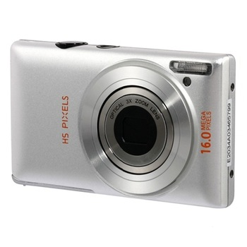 2.7' TFT LCD CMOS digital camera 8X digital zoom DC-681