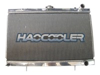 High Performance Aluminum Auto Radiator -Thickness 40mm, for 2.0L NISSAN R32 \ A31