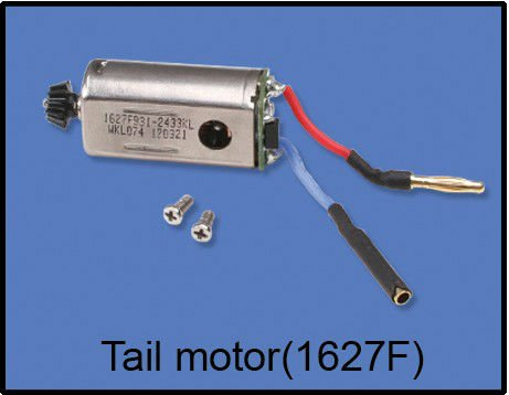 F04860 Walkera Master CP Spare Part HM-Master CP-Z-22 Tail Motor 1627F(China (Mainland))