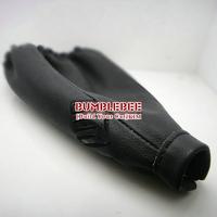 Fashion!!!MOMO Leather Universal,Handbrake Grips,Hard leather,Anti-dust,K046