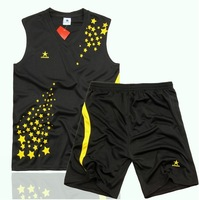 Free Shipping - Brand Name basketball set basketball clothes comfortable sweat absorbing High quality / wholesale