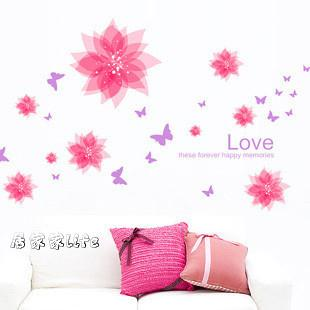 Wallpaper wallpaper wall stickers home decoration walls the third generation(China (Mainland))