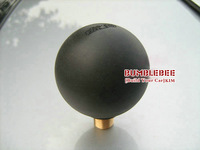 MUGEN Black,Resin, Universal gear shift knob,-K034